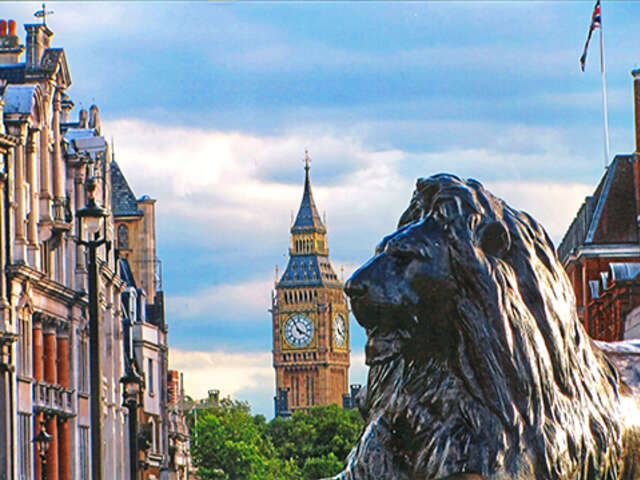 Save up to $350 per person on London & Paris!