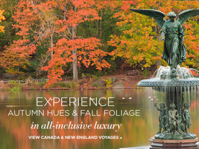 Experience Autumn Hues & Fall Foliage