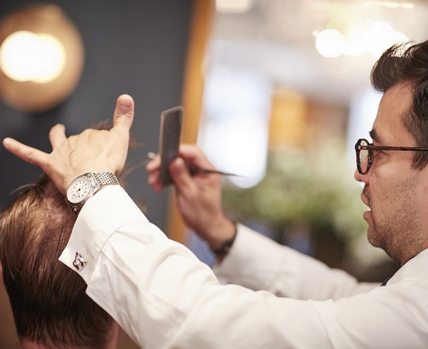 Gentlemen Prefer... Barbers: London Shopping Icon Becomes Destination for Men
