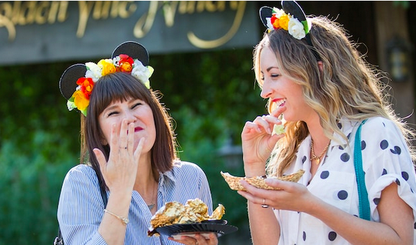 How the Whole Family can Savor a Disney Vacation: At its Food & Wine Fest