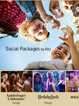 Book Your Group Vacation with RIU Hotels & Resorts!