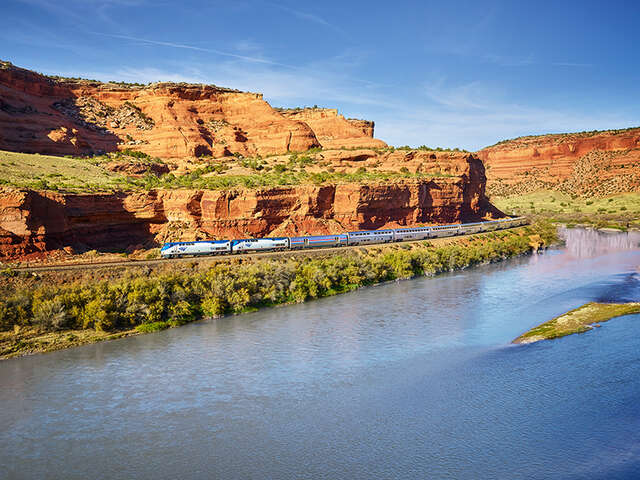 Save $100 per Couple on Overnight Train Rides!