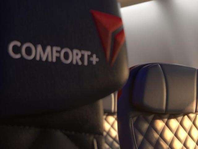 Delta Comfort+ now offered on CRJ-200 aircraft