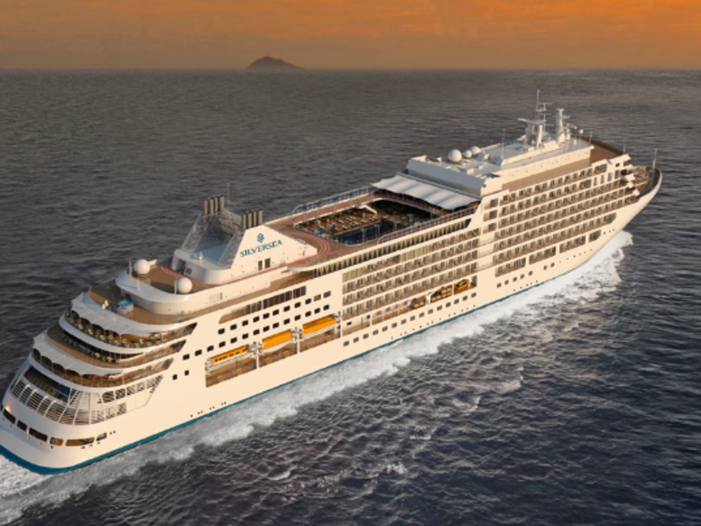 Luxury small ship cruising gets a new muse the silver muse for Luxury small cruise lines