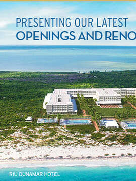 RIU Hotels, discover their latest openings and renovations