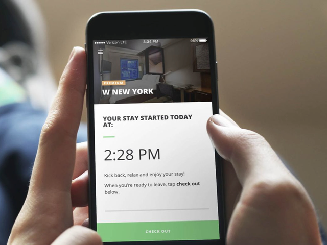 We Need This: Recharge App Lets you Book Hotels By the Minute