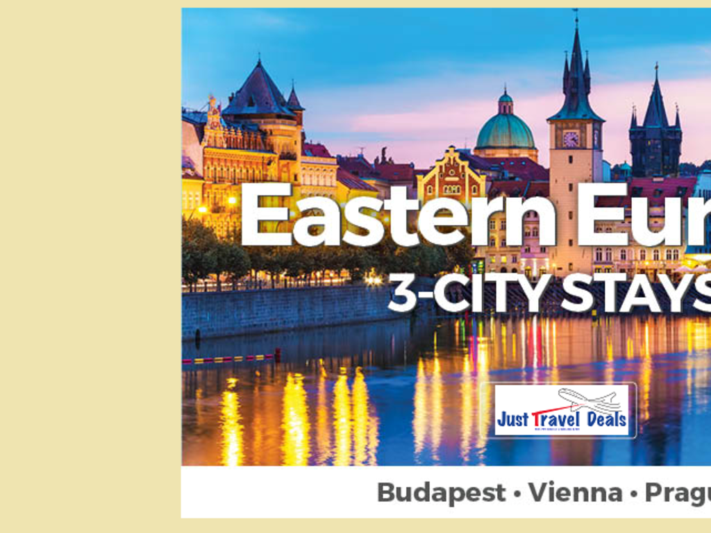 Eastern Europe Budapest Vienna Prague 3 City Vacation Stays