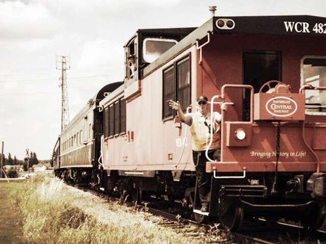Waterloo Central Railway Train Experience