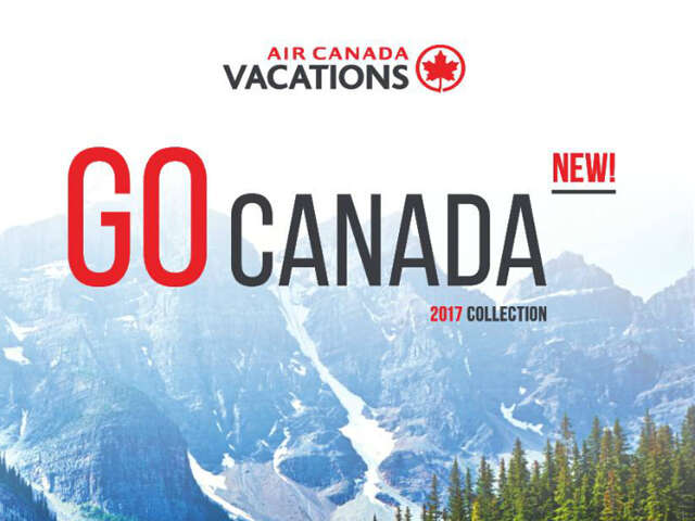 Go Canada with Air Canada Vacations