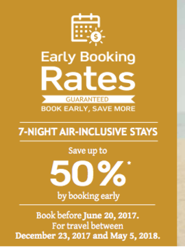 Early Book Rates - SAVE UP TO 50% - Club Med Canada