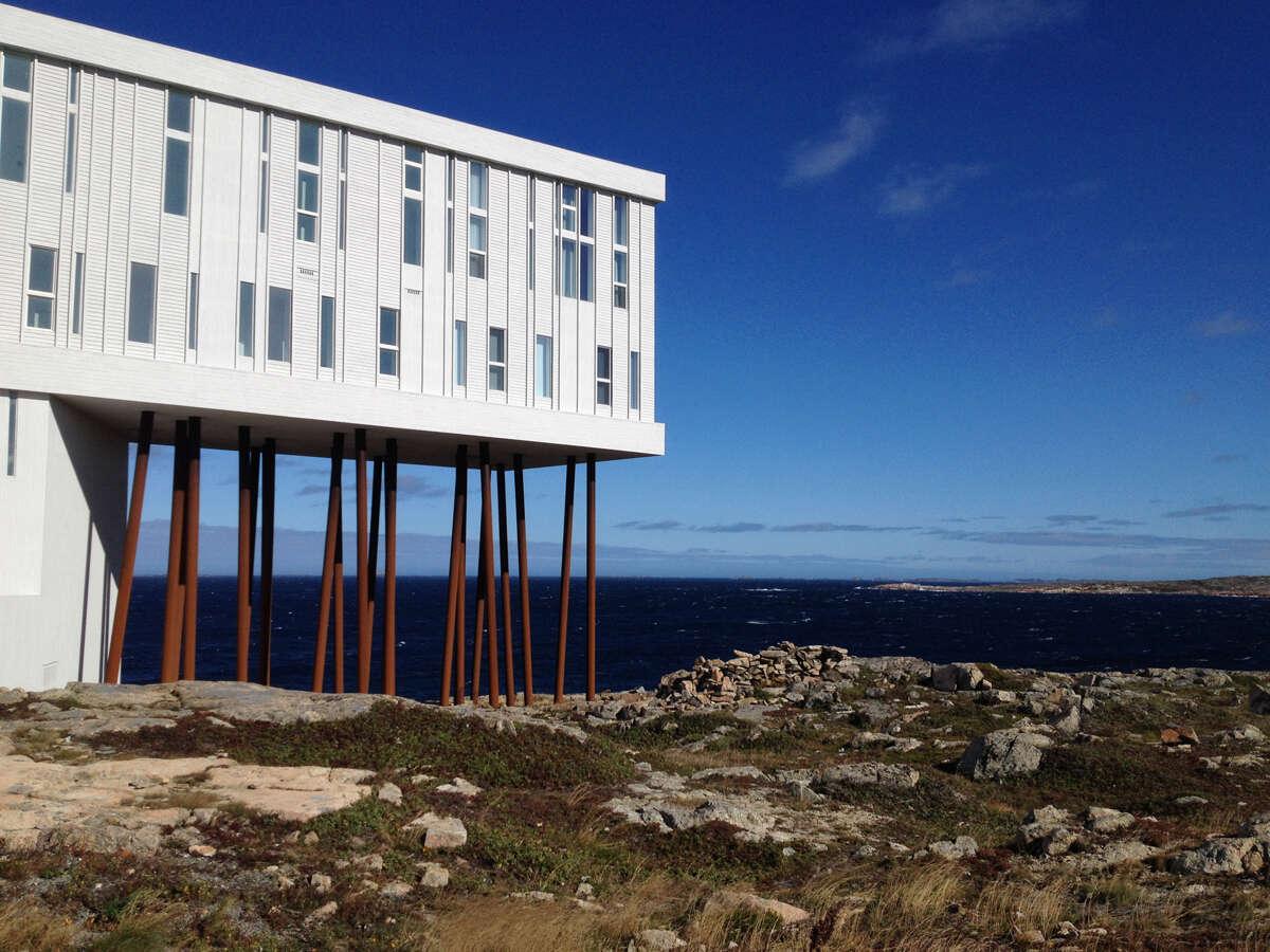 Video: Fogo Island Inn: Daring Design meets Ancient Fishing Community