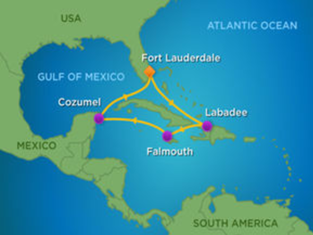 7-Night Western Caribbean CME Cruise March 11-18, 2018 *SOLD OUT*