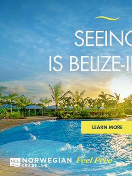 Harvest Caye in Belize - Swim-up Bar, 5 Restaurants, Zip lines and more!