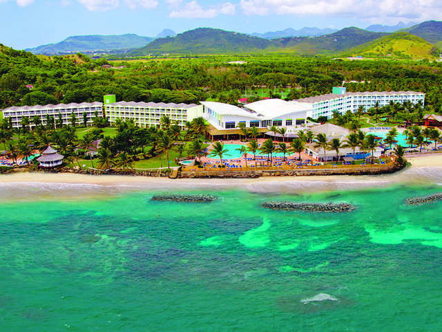 Receive $500 in Resort Coupons at Coconut Bay Beach Resort and Spa!