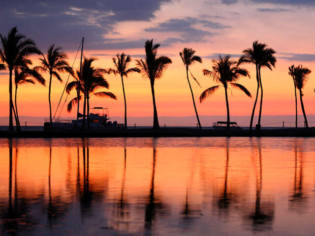 Hawaii + South Pacific