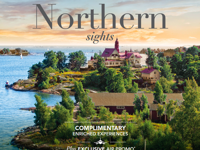 Exclusive Experiences, Air Promo + 10% on Silversea to Northern Europe