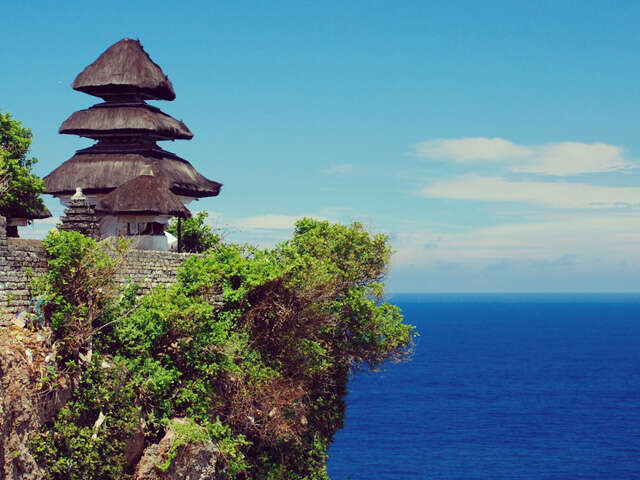 Bali- a world full of enchanting natural beauty