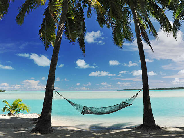 Paradise in the Cook Islands