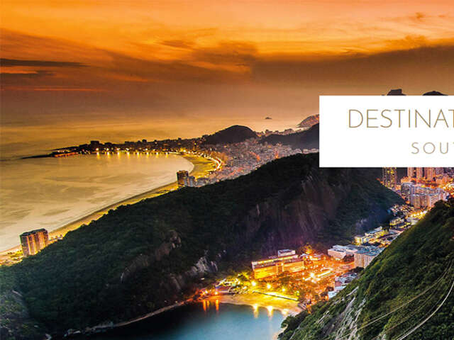 Destination Spotlight South America