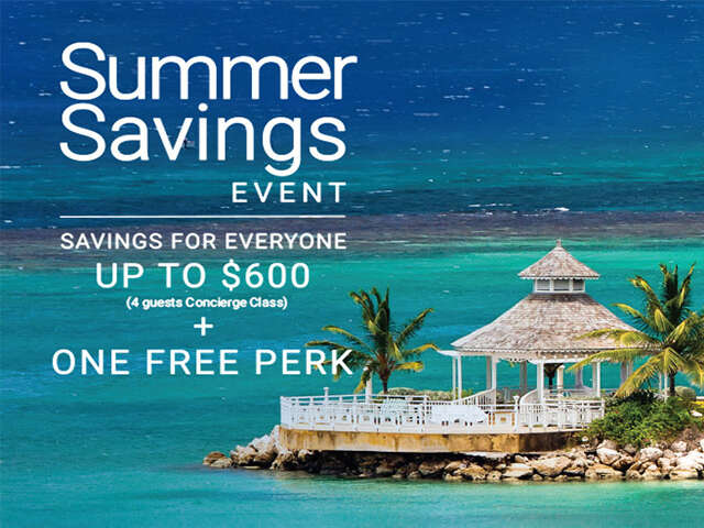 Celebrity Cruises Summer Savings Event