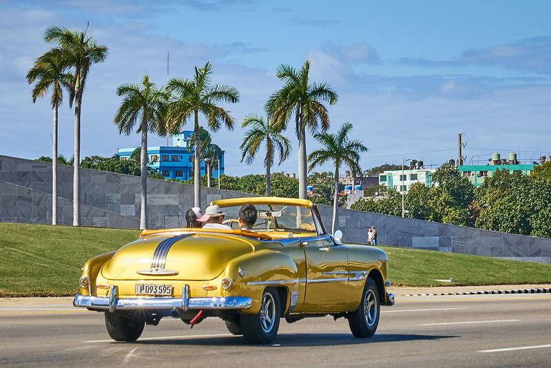 A New Sun Shines On Cuba