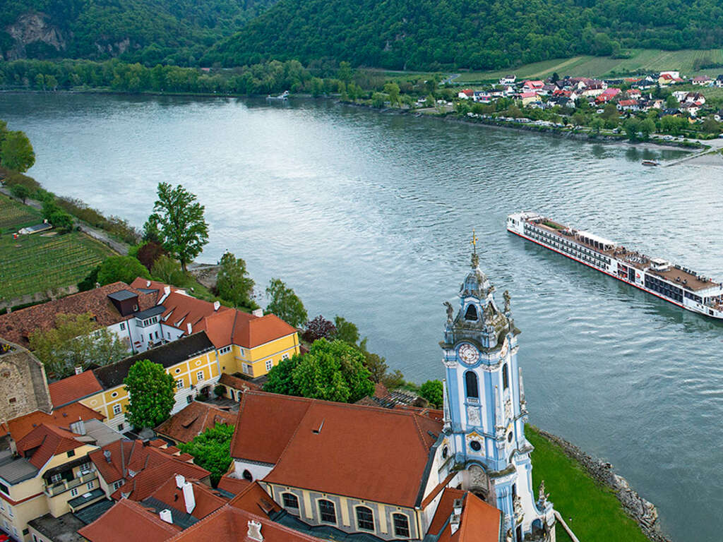 Viking River Cruise Christmas