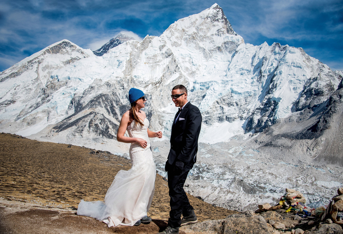The Ultimate Adventure Wedding!