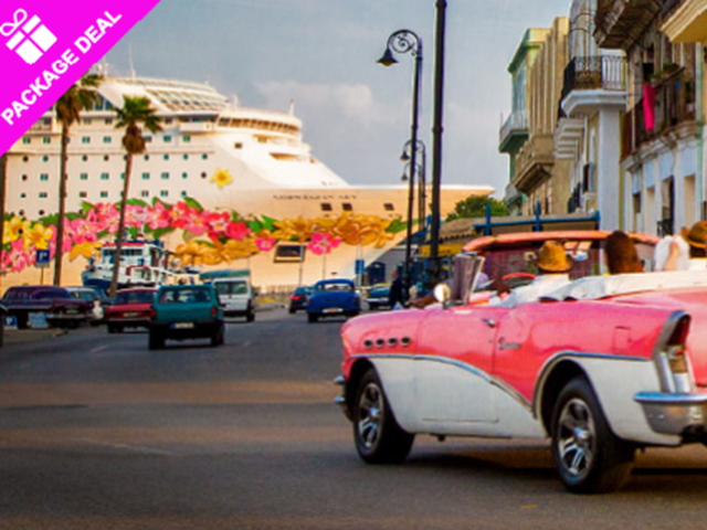 The Ultimate Miami - Cuba Cruise Getaway!