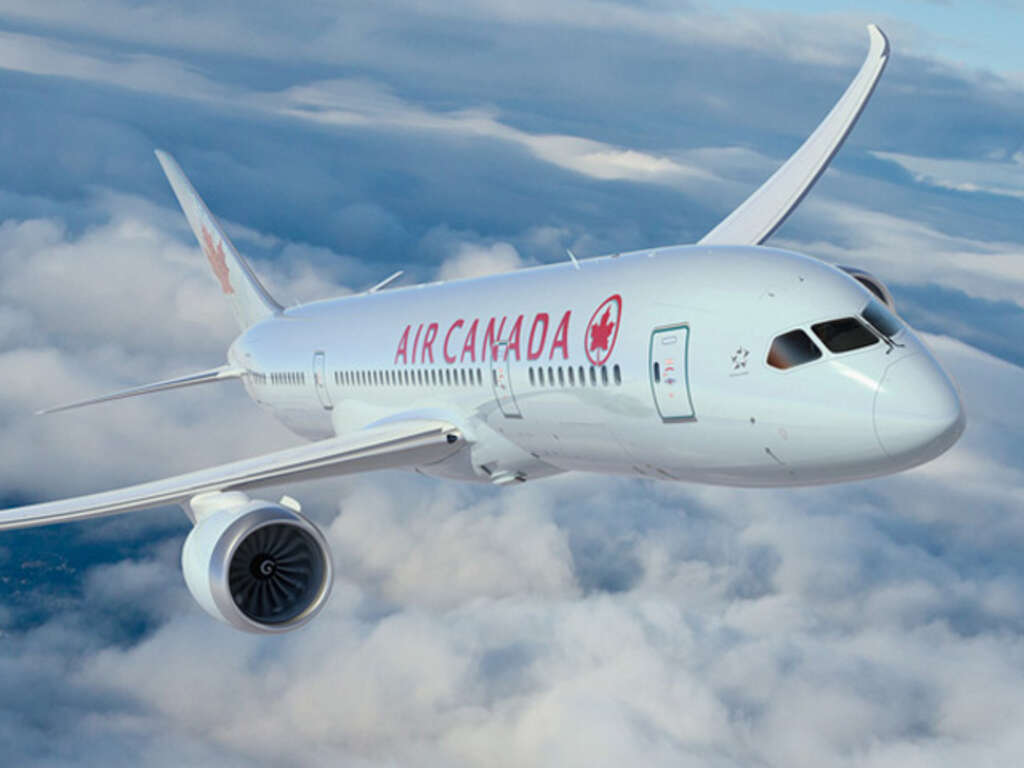 air canada to launch new international boeing 787. Black Bedroom Furniture Sets. Home Design Ideas