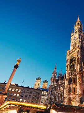 Explore Winter Wonderlands with Europe Express