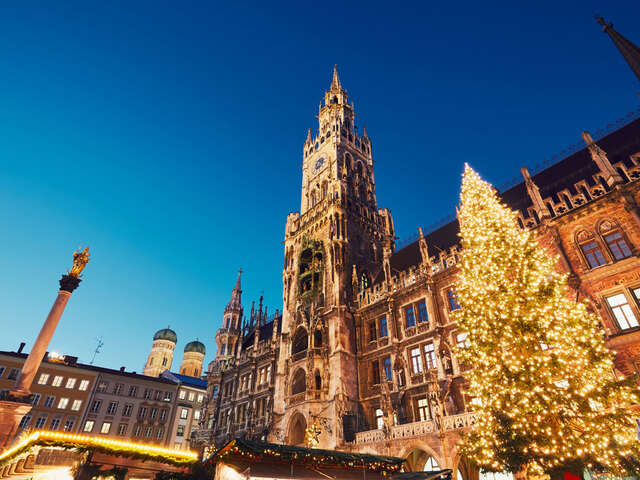 Explore Winter Wonderlands with Europe Express