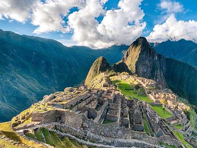 10-Night Machu Picchu CME Land Tour April 26 - May 6, 2019