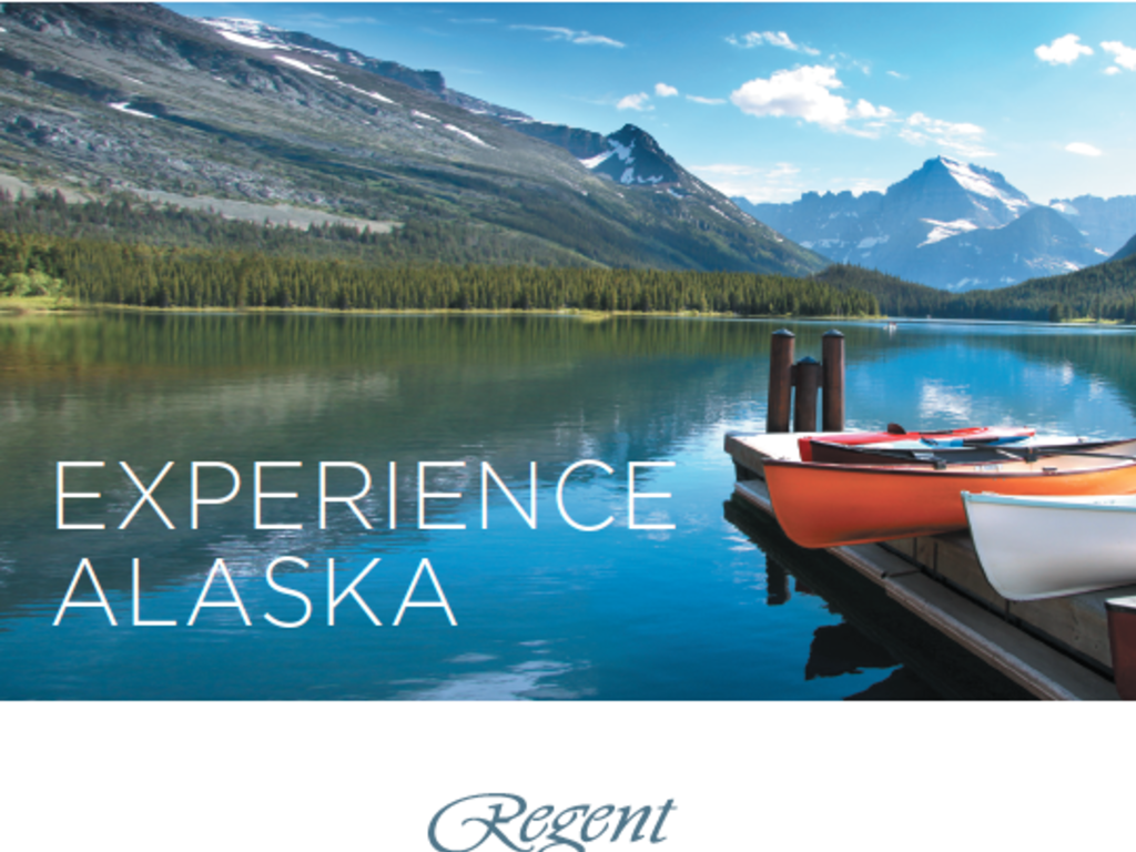 Cruise to alaska in 2018 on regent seven seas cruises for Alaska airlines vacations all inclusive