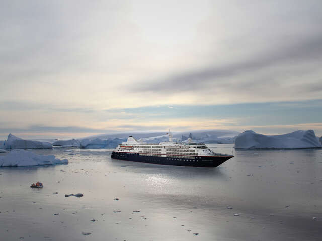 Silversea - Free Air on select Expedition Voyages!