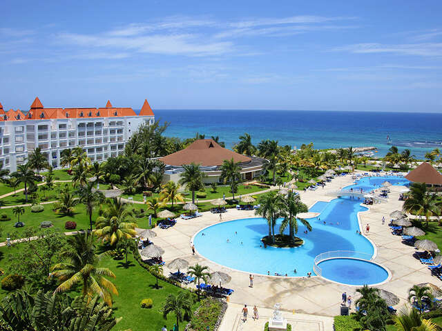 Save up to $300 per room at select Grand Bahia Resorts in the Caribbean