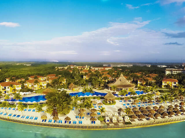 Receive exclusive added values at Ocean Maya Royale in the Riviera Maya