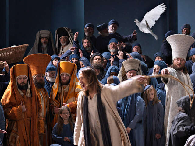 World-famous Oberammergau Passion Play – 2020