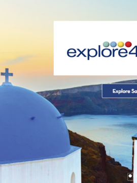 Cruise Month Explore 4 Offers with Holland America Line