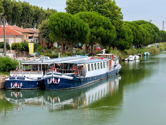 Europe: Bike and Barge Tours in Small Groups