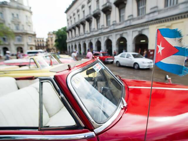 Here's What's Going on With Cuba