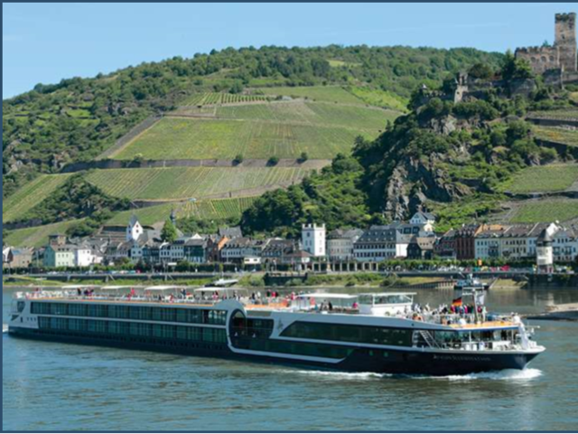 Blue Danube Discovery ~ June 19-26, 2018 - 9 Days