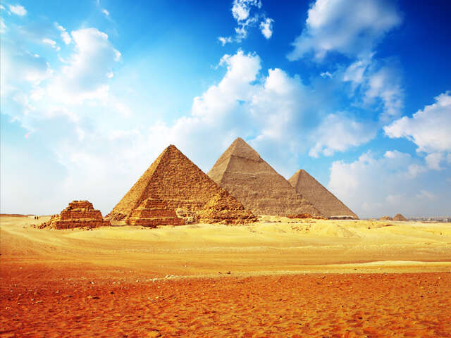 Best of Egypt with Nile Cruise
