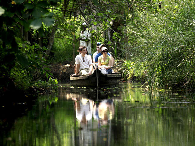 Kerala, God's own country beckons