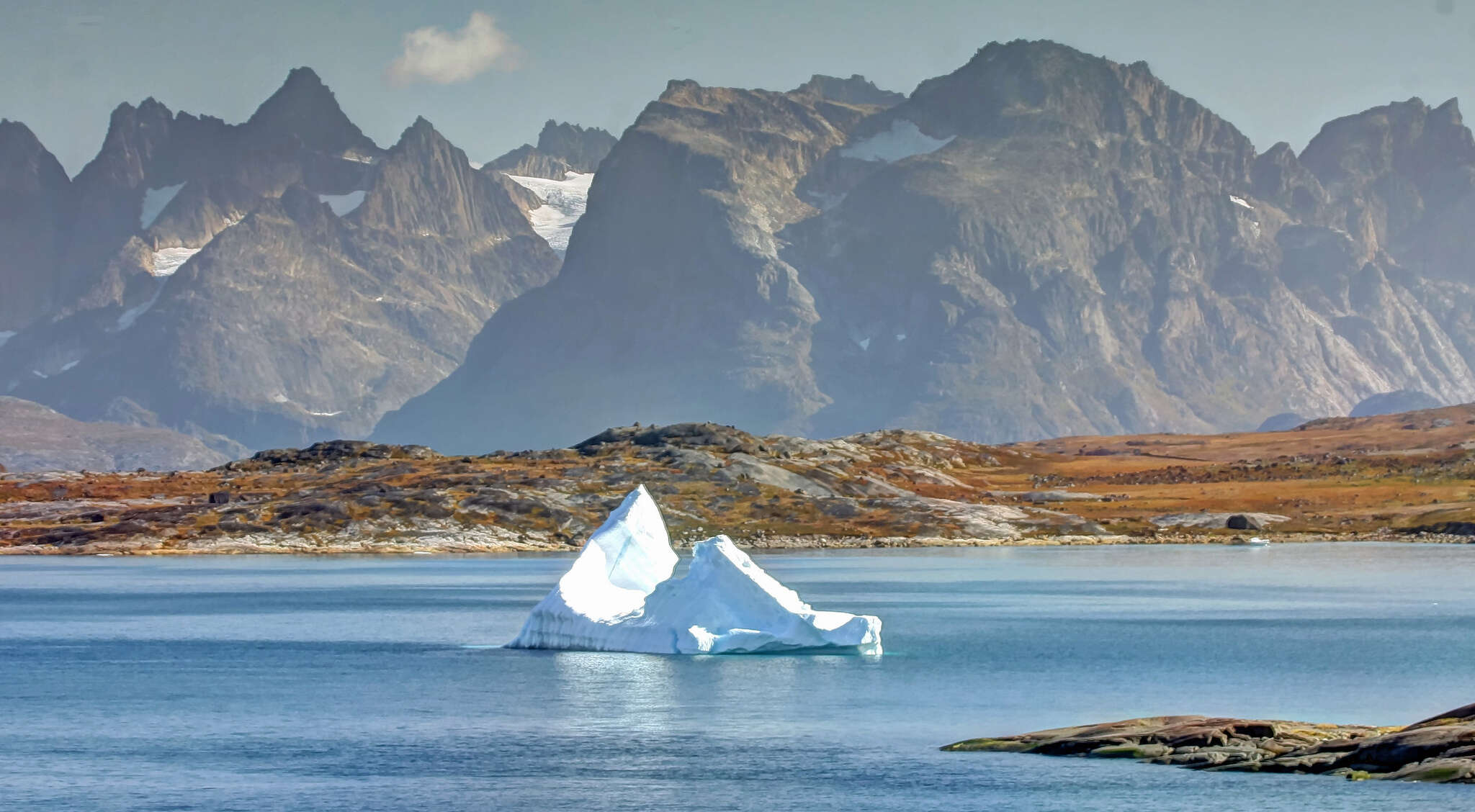 The Northwest Passage: From Greenland to the Bering Sea