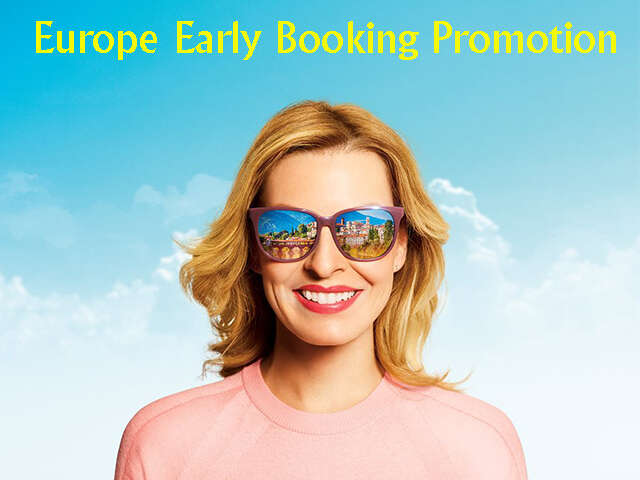 Transat's Europe Early Booking Promotion