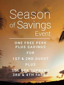 Celebrity's Season of Savings Event!