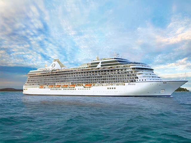 Oceania Mediterranean Voyages