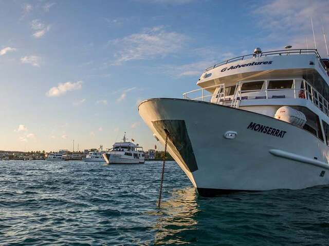 Galapagos – West and Central Cruise