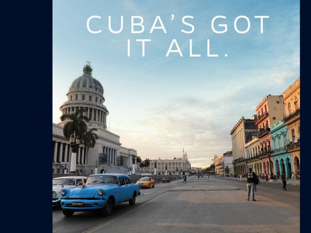 You and a Friend Get $500 USD Sailing To Cuba on Azamara