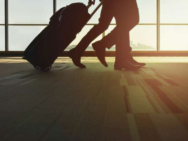 This Is the Surprising Reason Why Airports Are Carpeted